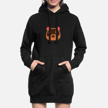 Animal Tom Nook - Women's Hoodie Dress