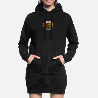 Proud It's A Shields Thing Last Name Surname Pride - Women's Hoodie Dress