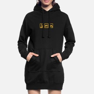 Provocation alcohol v2 - Women's Hoodie Dress