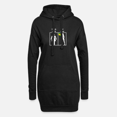 Wif Sa o Tome and Pri ncipe gift my wife your wif - Women's Hoodie Dress