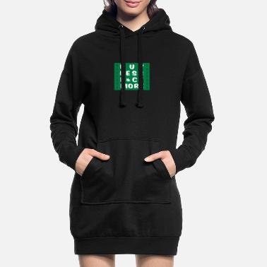 Loving Comment Day buy less fuck more 2 - Women's Hoodie Dress