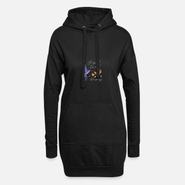 See the good in all things - Women's Hoodie Dress