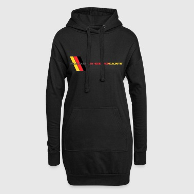 Made in Germany II SRG - Hoodie-Kleid