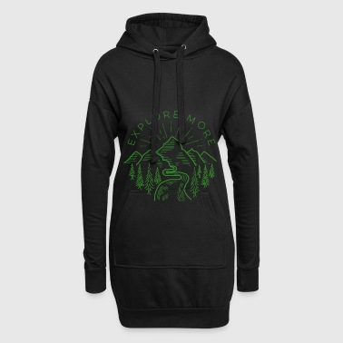 Explore more - Hoodie Dress