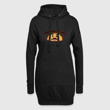 Tacos Peace Peace War Statement Gift - Hoodie Dress