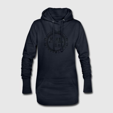 Mama Bear - Hoodie Dress