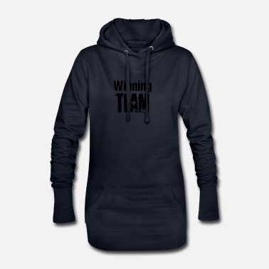 Competition Winning Team Teamplayer Competition Competition - Women's Hoodie Dress