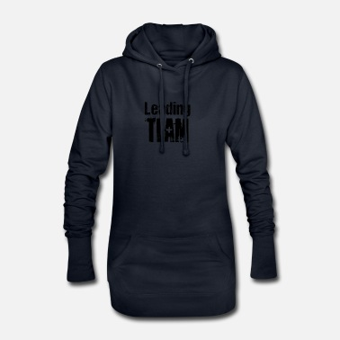 Competition Leading Team Teamplayer Competition Competition - Women's Hoodie Dress