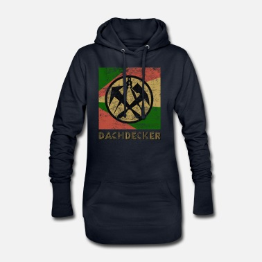 Guild Roofer guild sign - Hoodie Dress