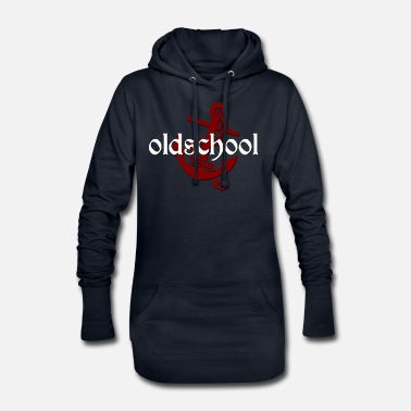 Old School Old school - Women's Hoodie Dress