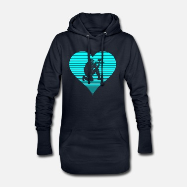 Paintball Paintball - Women's Hoodie Dress