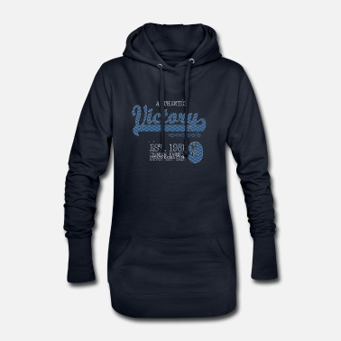 Victorious Victory - Women's Hoodie Dress