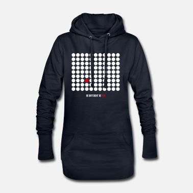 Ctf Sois différent sois toi - Robe sweat Femme