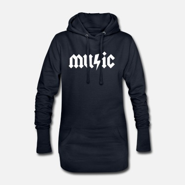 Heavy Metal Music - Robe sweat Femme