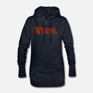 Devil Devil - Devil - Women's Hoodie Dress