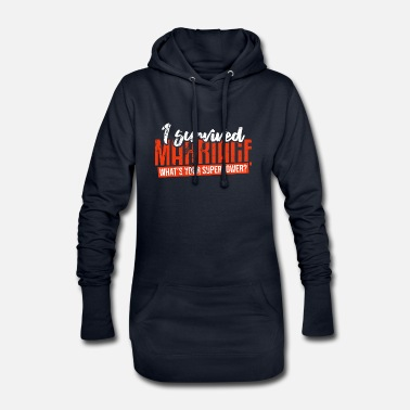 Gentleman Before you survived - Women's Hoodie Dress