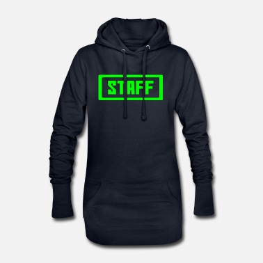 Personale Personale - Hoodie kjole dame