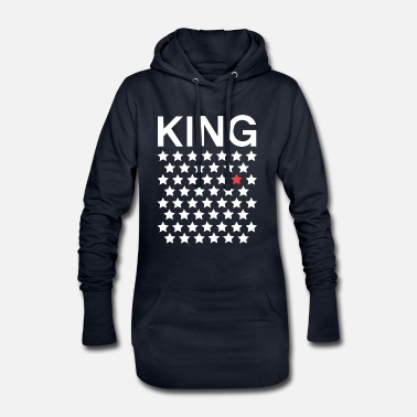 King King - King - Women's Hoodie Dress