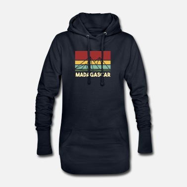 Madagascar Madagascar - Women's Hoodie Dress