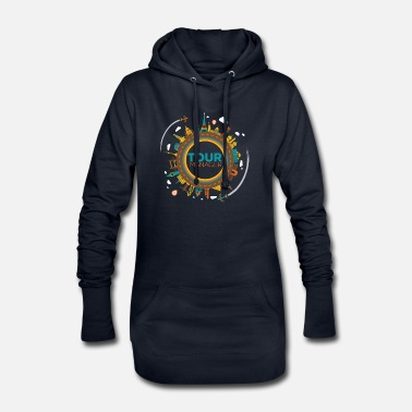 Tour Tour Manager - Tour Manager - Women's Hoodie Dress