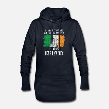 Europe Ireland - Women's Hoodie Dress