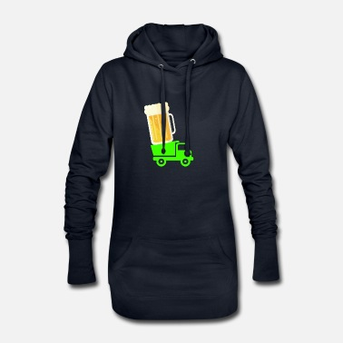 Transport beer transport - Women's Hoodie Dress