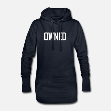 Owned owned - Women's Hoodie Dress