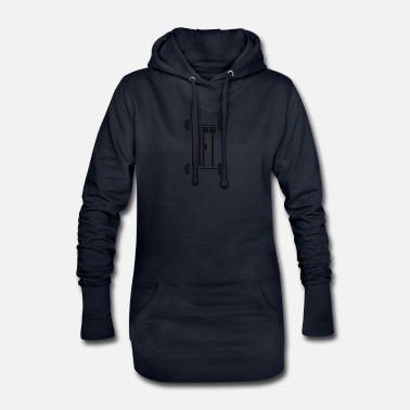 Lifting lift - Women's Hoodie Dress