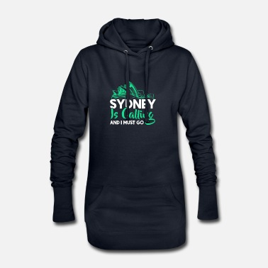 Sydney Sydney - Women's Hoodie Dress