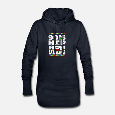Break Dance 90s hip hop vibes - Women's Hoodie Dress