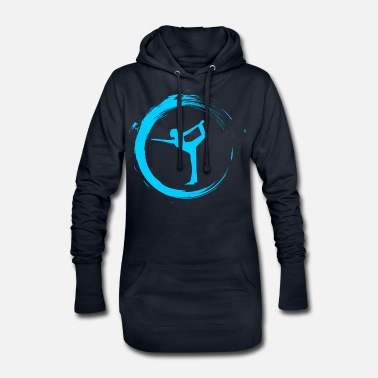 Yoga yoga - Women's Hoodie Dress