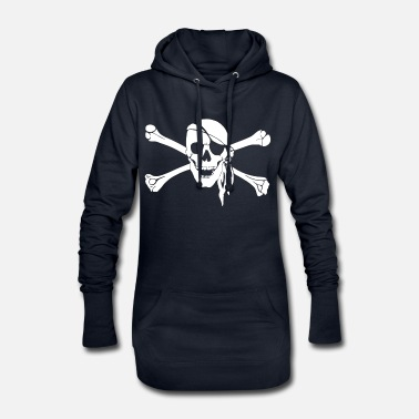 Grußelig pirate - Women's Hoodie Dress