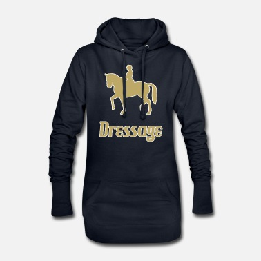 Dressage Dressage - Women's Hoodie Dress
