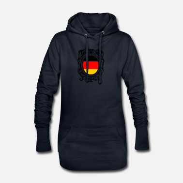 Flag Of Germany Germany flag Germany flag - Women's Hoodie Dress