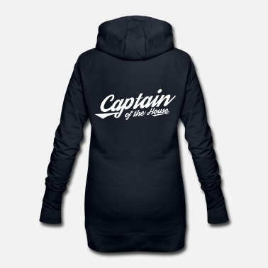 Captain of the House - Women's Hoodie Dress