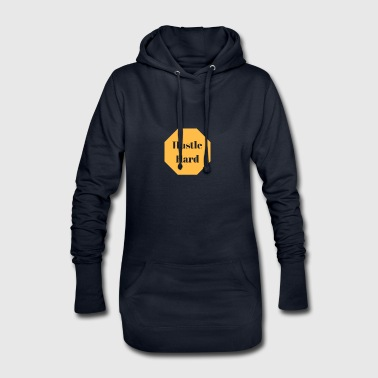 Hustle hard - Hoodie Dress