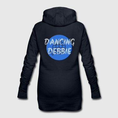 Dancing Debbie - Sweat-shirt à capuche long Femme