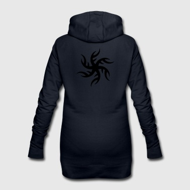 Sin After Sin - Hoodie Dress