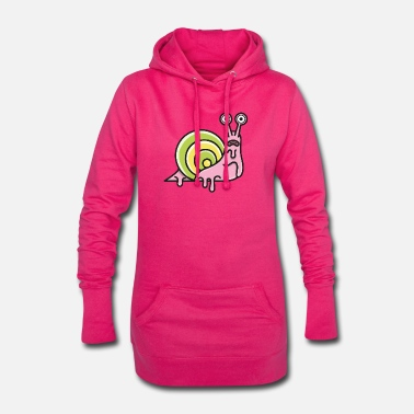 Parade snails Parade - Women's Hoodie Dress
