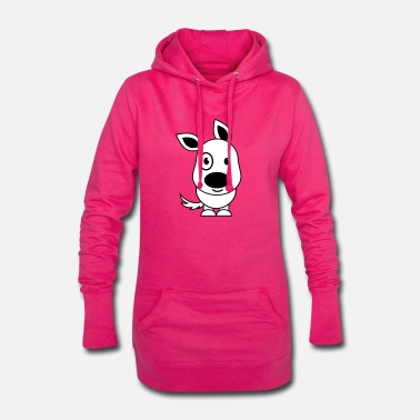 dog - Hoodie Dress