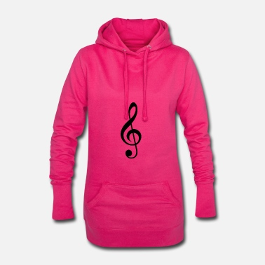Note Clue Note - Women's Hoodie Dress