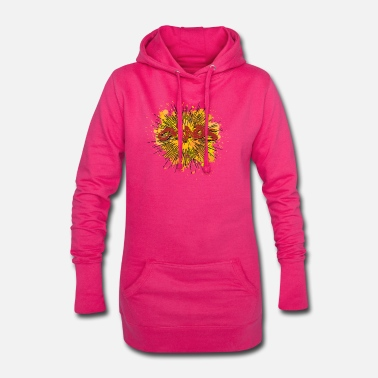 Chaos chaos - Robe sweat Femme