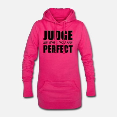 Quotes judge funny quote - Women's Hoodie Dress