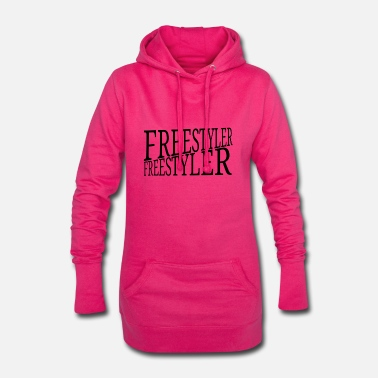 Freestyle freestyler - Robe sweat Femme