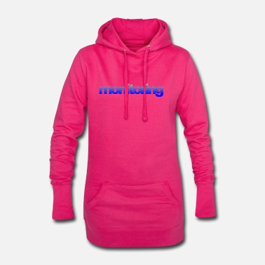 Monitoring monitoring - Women's Hoodie Dress