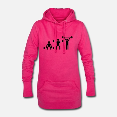Beast Mode beast mode - Women's Hoodie Dress