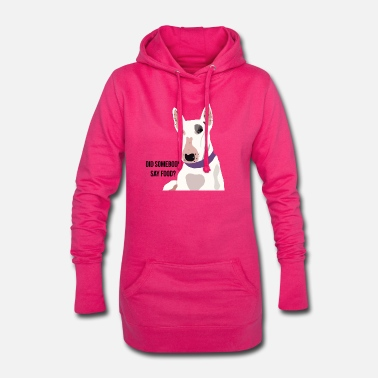 Humour Dog Humour - Women's Hoodie Dress