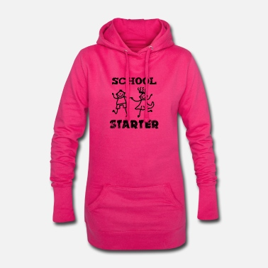 School Beginner School beginners, school starters - Women's Hoodie Dress