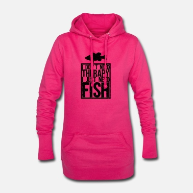 Poison Poisson poisson poisson - Robe sweat Femme