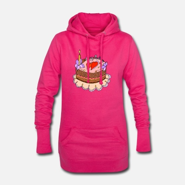 Cake Cake - Women's Hoodie Dress